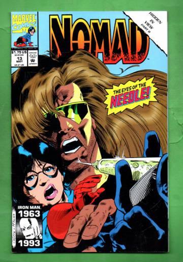 Nomad Vol. 2 #13 May 93