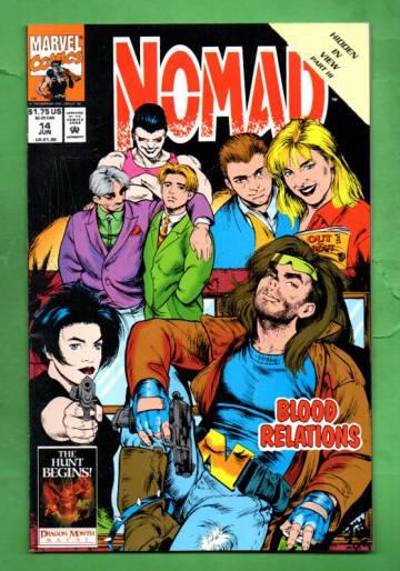 Nomad Vol. 2 #14 Jun 93