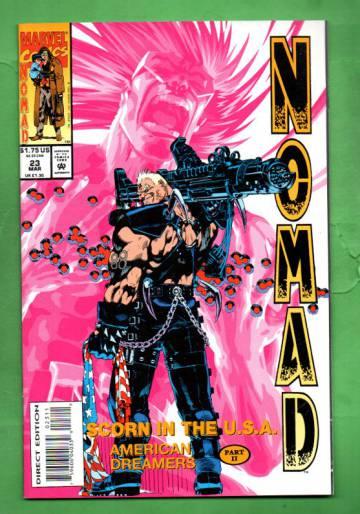 Nomad Vol.2 # 23 Mar 94