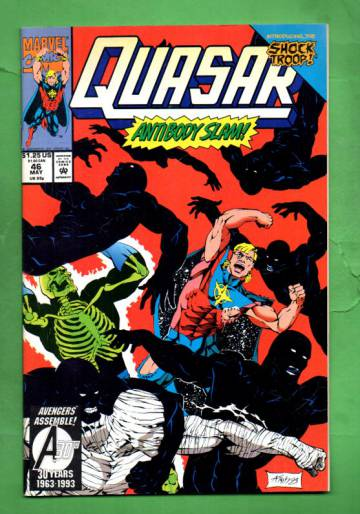 Quasar Vol.1 #46 May 93