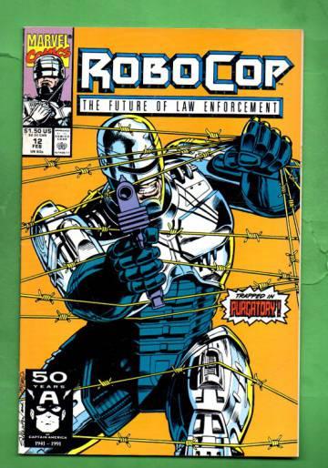 Robocop Vol.1 #12 Feb 91