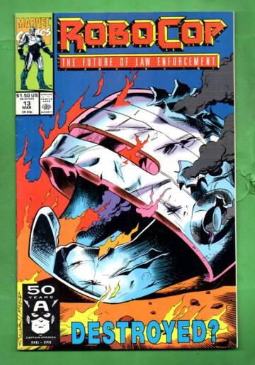 Robocop Vol.1 #13 Mar 91