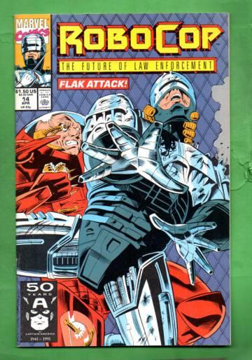 Robocop Vol.1 #14 Apr 91