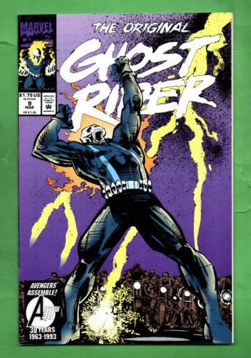 The Original Ghost Rider Rides Again Vol.1 #9 Mar 93