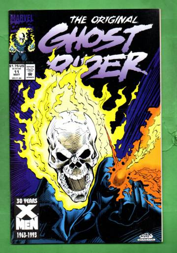 The Original Ghost Rider Rides Again Vol.1 #11 May 93