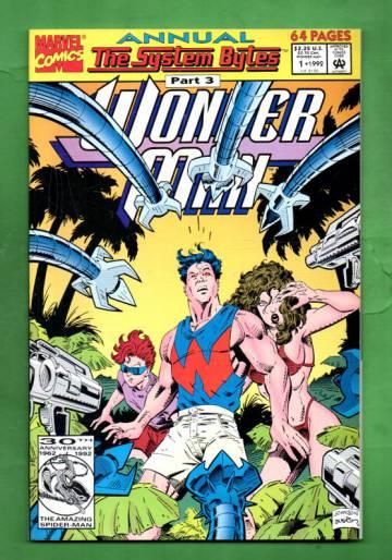Wonder Man Annual Vol. 1 #1 92