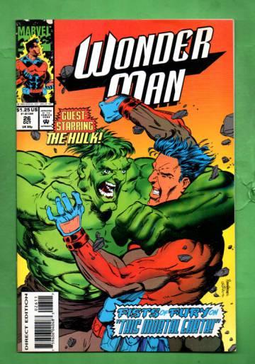 Wonder Man Vol. 1 #26 Oc 93