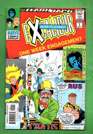 Excalibur Vol.1 #-1 Jul 97