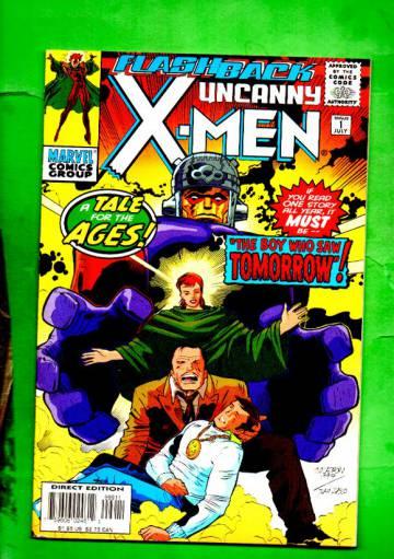 The Uncanny X-Men Vol.1 #-1 Jul 97