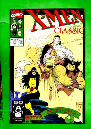 X-Men Classic Vol.1 #57 Mar 91