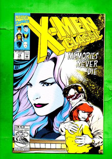 X-Men Classic Vol.1 #78 Dec 92