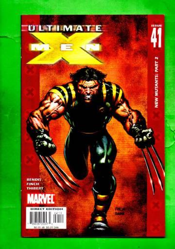 Ultimate X-Men #41 Mar 04