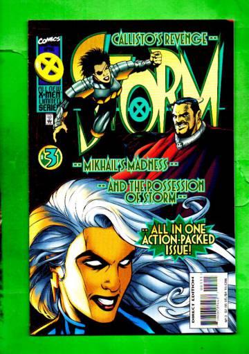 Storm Vol.1 #3 Apr 96