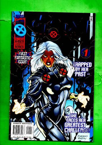 Storm Vol.1 #1 Feb 96