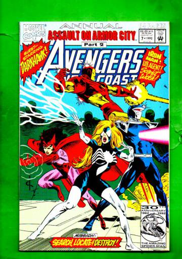 West Coast Avengers Annual Vol.2 #7 92