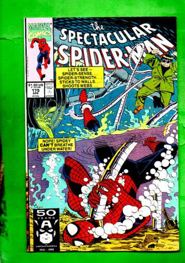 The Spectacular Spider-Man Vol.1 #175 Apr 91