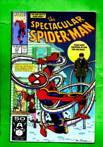 The Spectacular Spider-Man Vol.1 #173 Feb 91