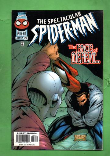 The Spectacular Spider-Man Vol. 1 #242 Jan 97