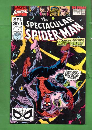 The Spectacular Spider-Man Vol.1 Annual #10 90