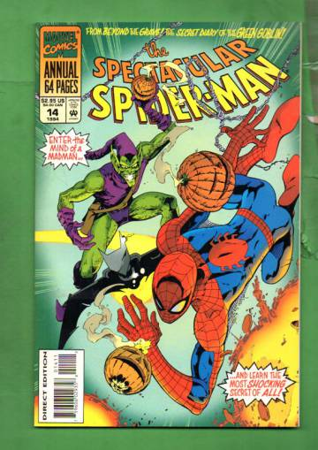 The Spectacular Spider-Man Vol.1 Annual #14 94
