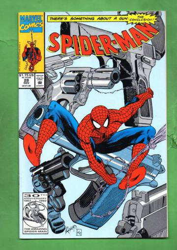 Spider-Man Vol.1 #28 Nov 92