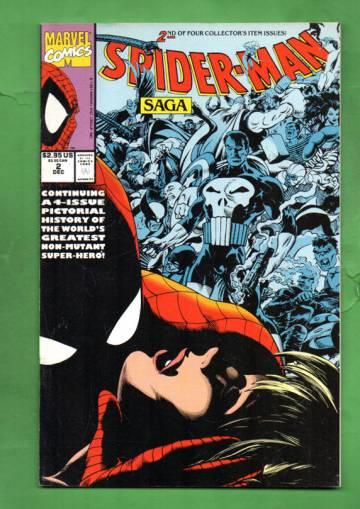 Spider-Man Saga Vol.1 #2 Dec 91