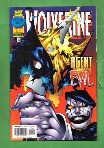 Wolverine Vol.1 #112 Apr 97
