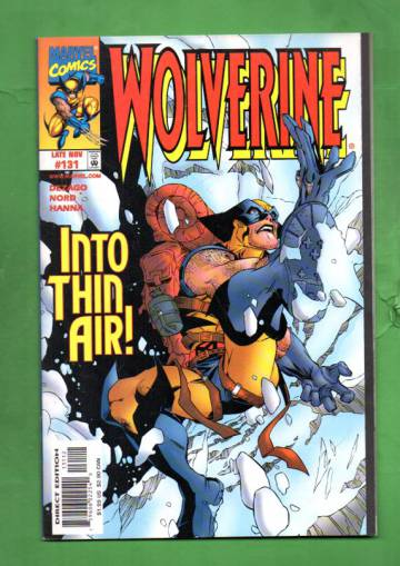 Wolverine Vol.1 #131 Nov 98