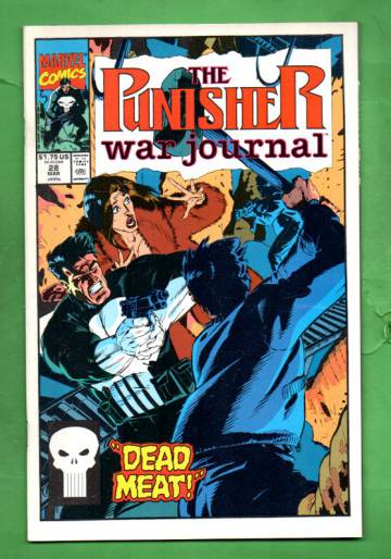 The Punisher War Journal Vol.1 #28 Mar 91