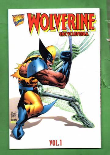Wolverine Encyclopedia Vol. 1 #1 Nov 96