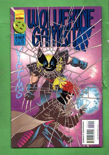Wolverine/Gambit: Victims Vol. 1 #2 Oct 95