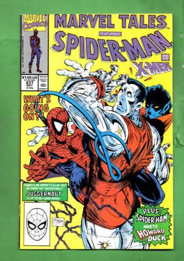 Marvel Tales Starring Spider-Man Vol. 1 #237 May 90