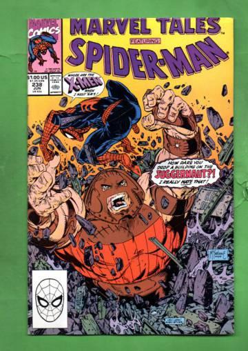 Marvel Tales Starring Spider-Man Vol. 1 #238 Jun 90