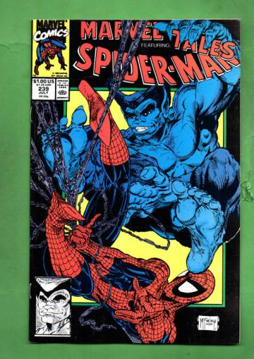 Marvel Tales Featuring Spider-Man Vol. 1 #239 Jul 90