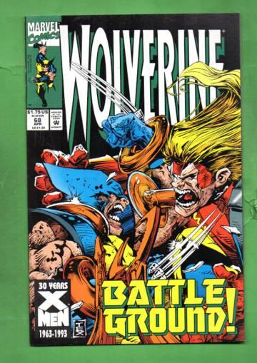 Wolverine #68 Apr 93