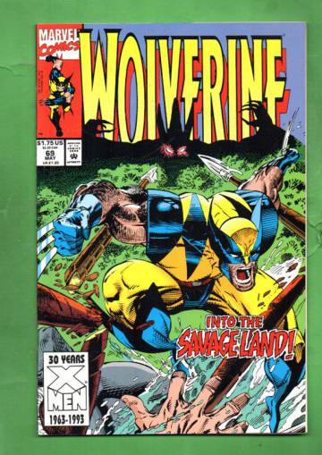 Wolverine #69 May 93