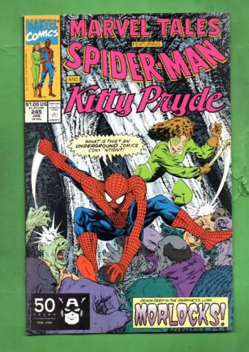 Marvel Tales Featuring Spider-Man Vol. 1 #245 Jan 91