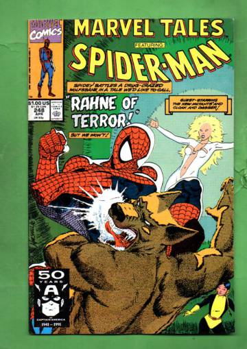Marvel Tales Featuring Spider-Man Vol. 1 #248 Apr 91