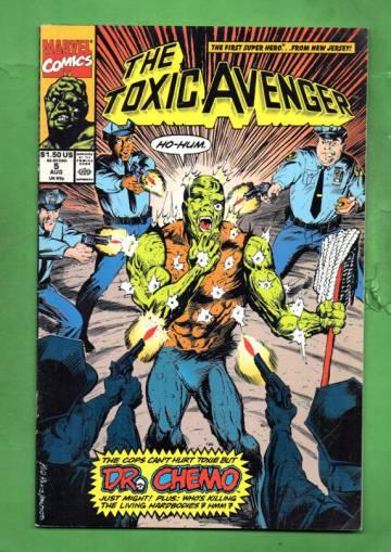 Toxic Avenger Vol. 1 #5 Aug 91