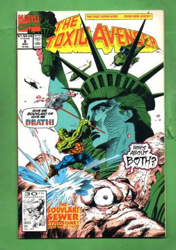 Toxic Avenger Vol. 1 #8 Nov 91