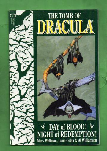 Tomb of Dracula Book 3