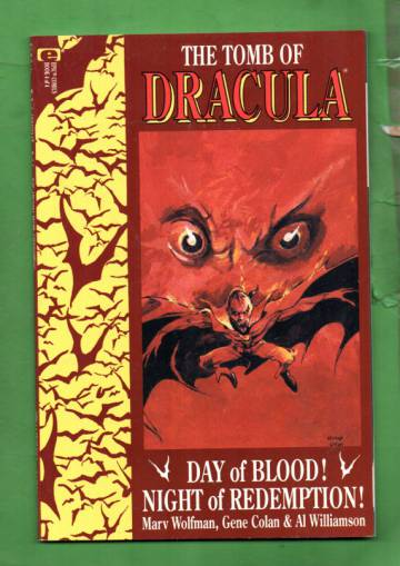 Tomb of Dracula Book 4
