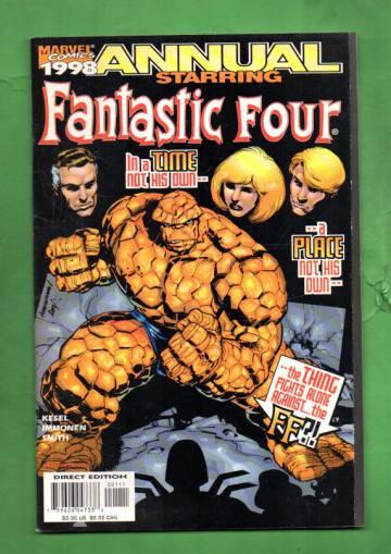 Fantastic Four / Fantastic 4 '98