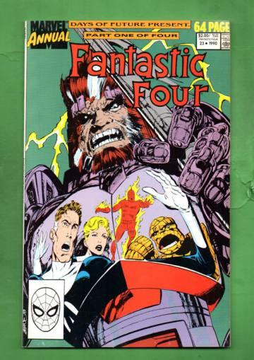 Fantastic Four Annual Vol. 1 #23 90