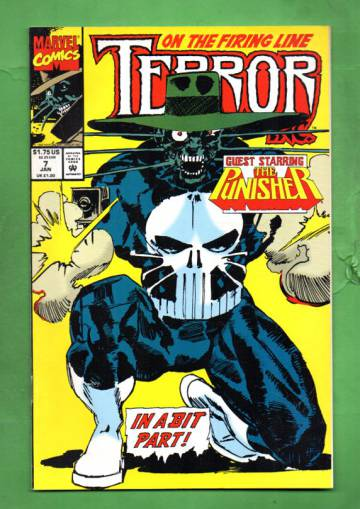 Terror Inc. Vol. 1 #7 Jan 93