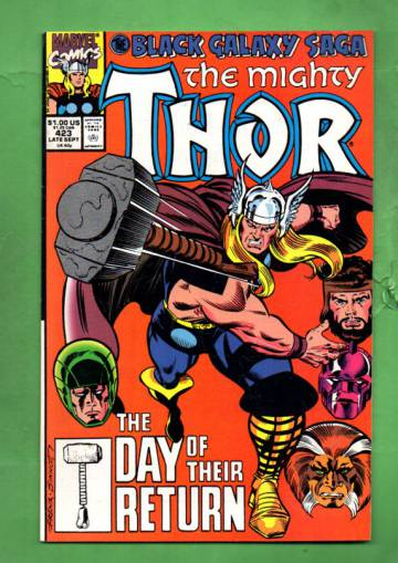 The Mighty Thor Vol. 1 #423 Late Sep 90