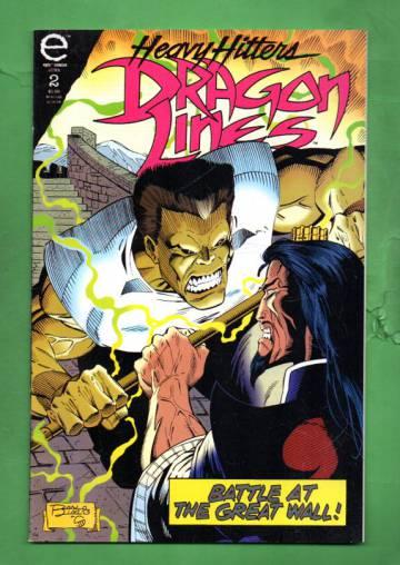 Dragon Lines Vol. 1 #2 Jun 93