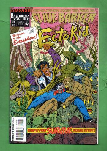 Ectokid Vol. 1 #3 Nov 93