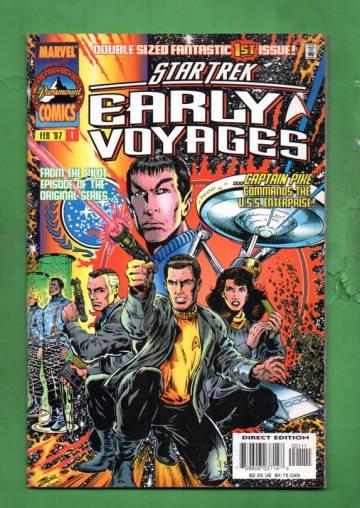 Star Trek: Early Voyages Vol. 1 #1 Feb 97