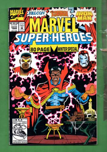 Marvel Super-Heroes Vol. 2 #12 Jan 93 (Winter Special)